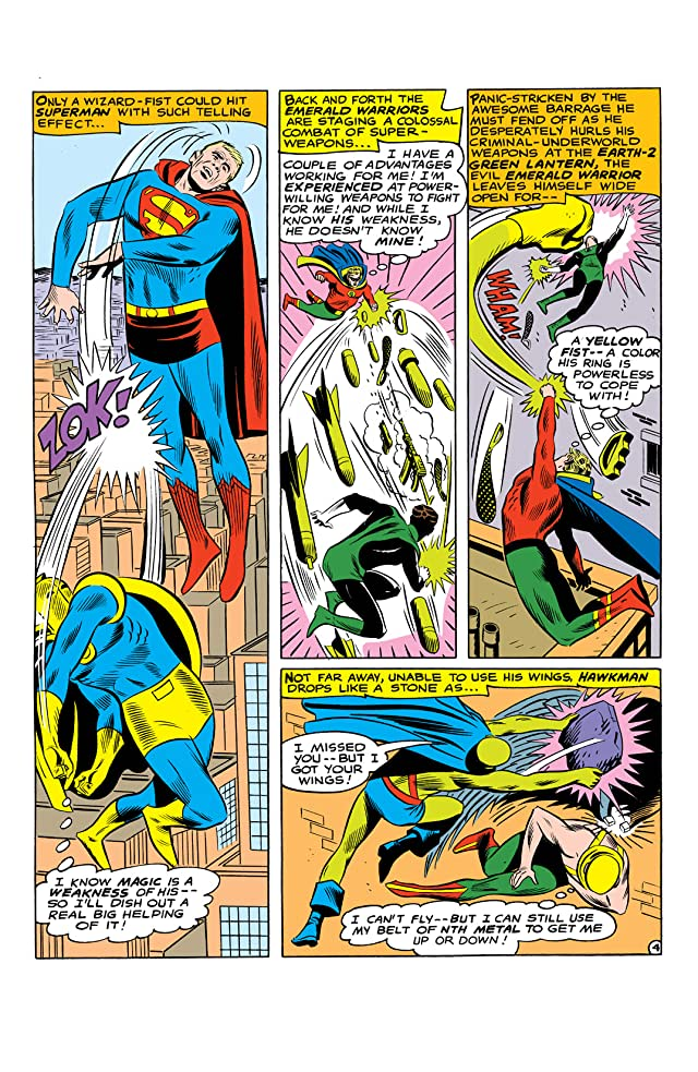 click for super-sized previews of Justice League of America (1960-1987) #38