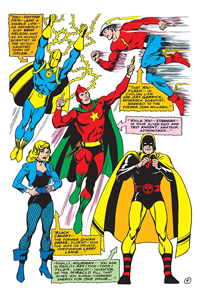 Justice League of America (1960-1987) #64