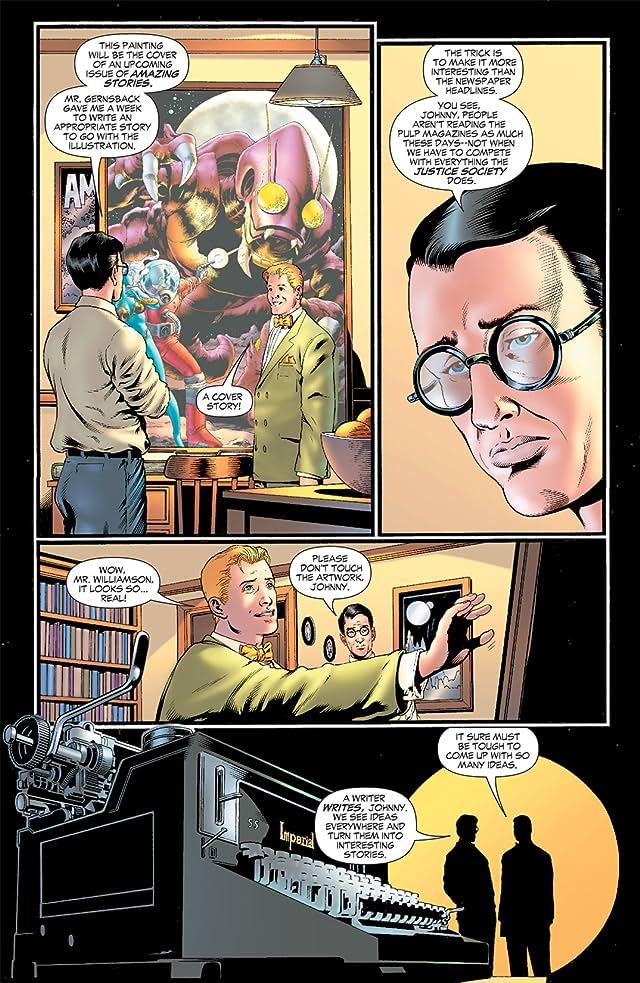 JSA: Strange Adventures #2 (of 6)