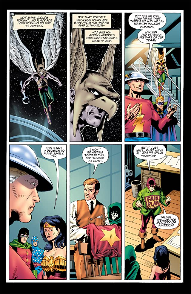 click for super-sized previews of JSA: Strange Adventures #3