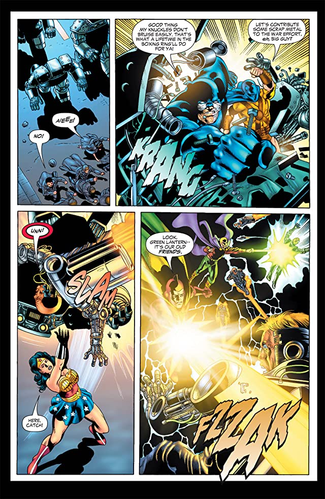 click for super-sized previews of JSA: Strange Adventures #4 (of 6)