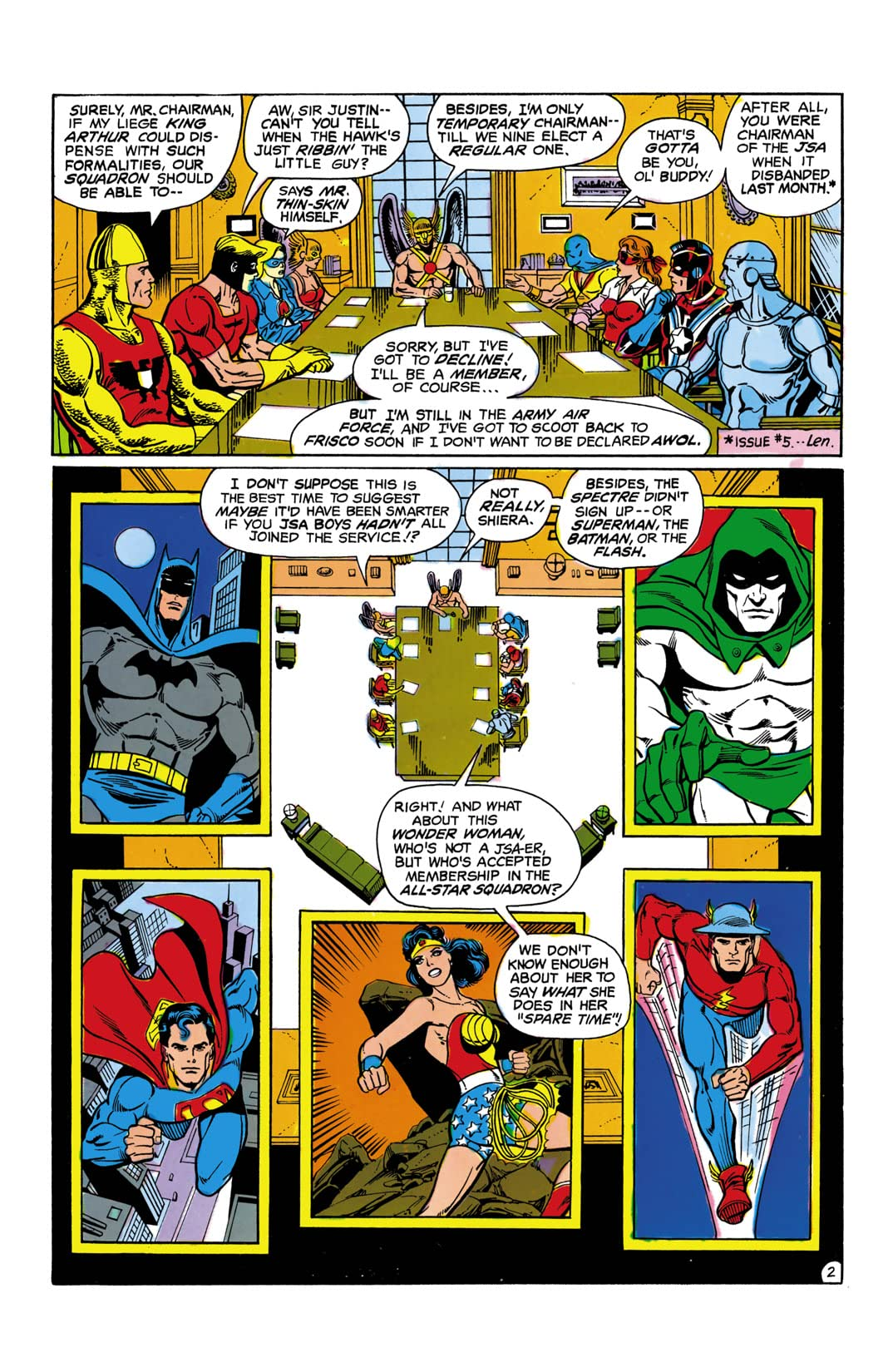 All-Star Squadron (1981-1987) #13
