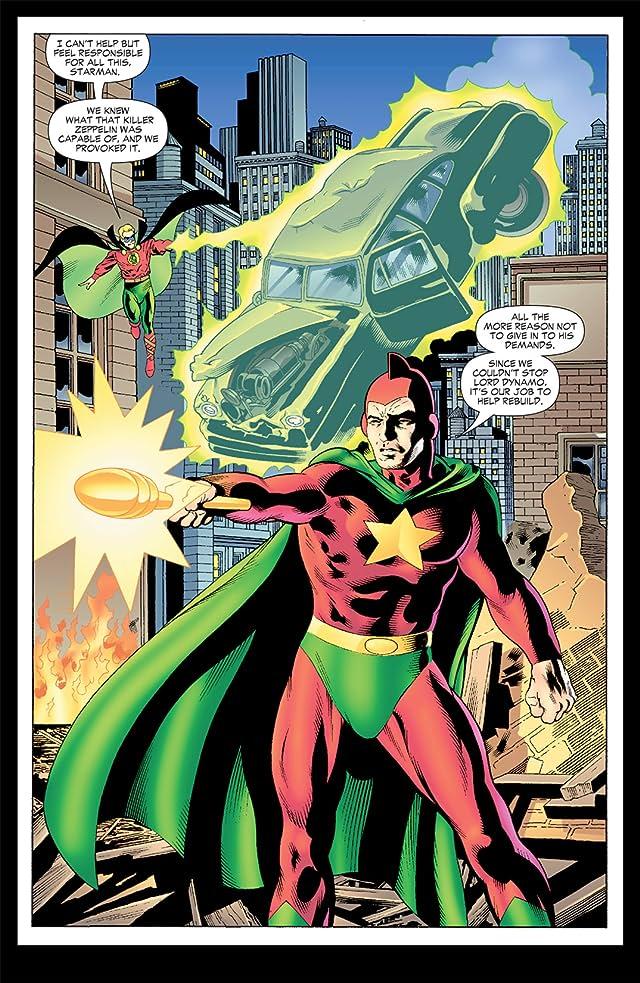 JSA: Strange Adventures #5 (of 6)