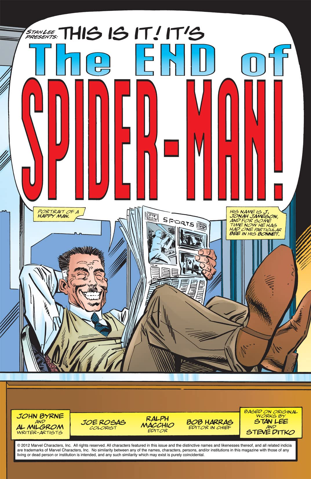 Spider-Man: Chapter One #12