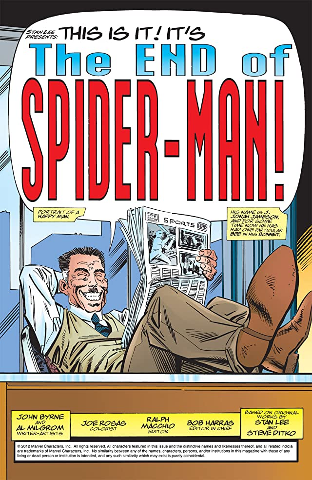click for super-sized previews of Spider-Man: Chapter One #12