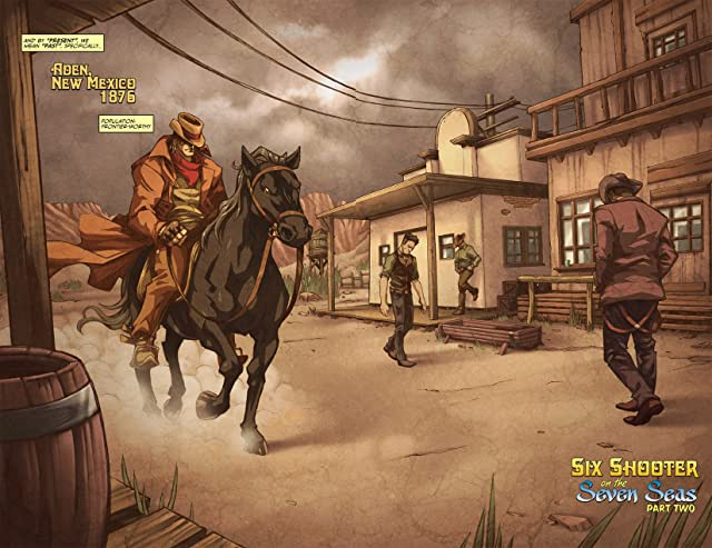 click for super-sized previews of Skullkickers #14