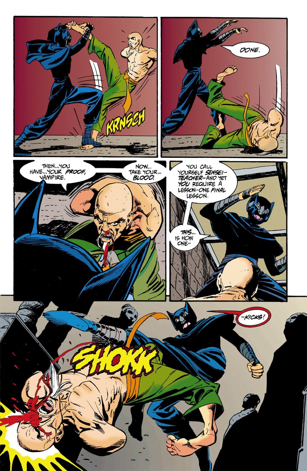 Batman (1940-2011) #509