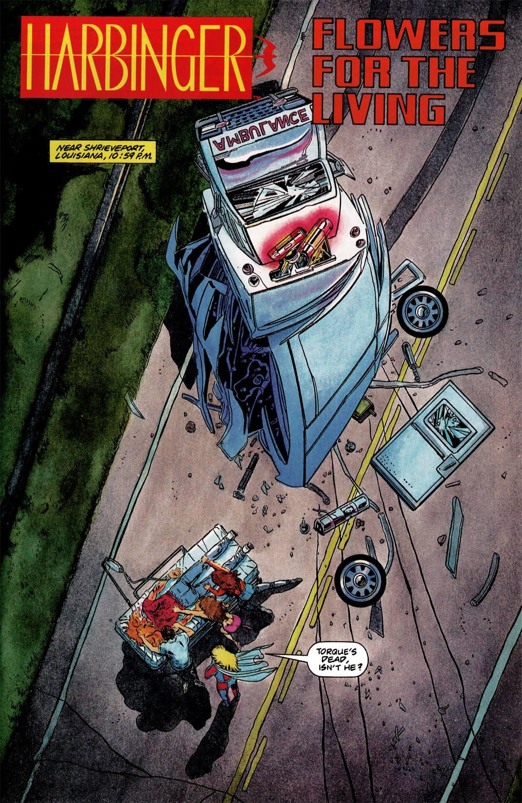 Harbinger (1992-1995) #7
