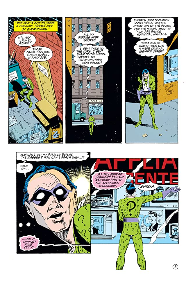 Detective Comics (1937-2011) #662