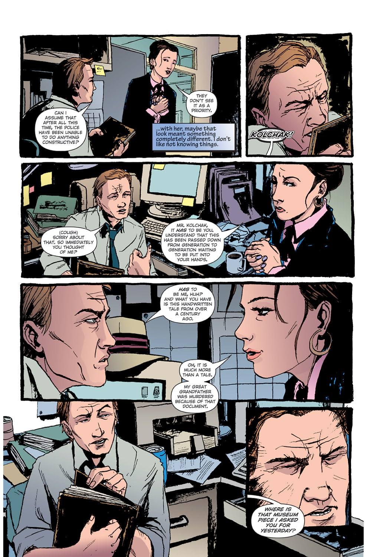 Sherlock Holmes & Kolchak: The Night Stalker #1 (of 3)