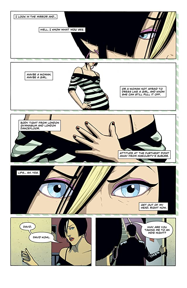 click for super-sized previews of Phonogram Vol. 2: The Singles Club #3 (of 7)