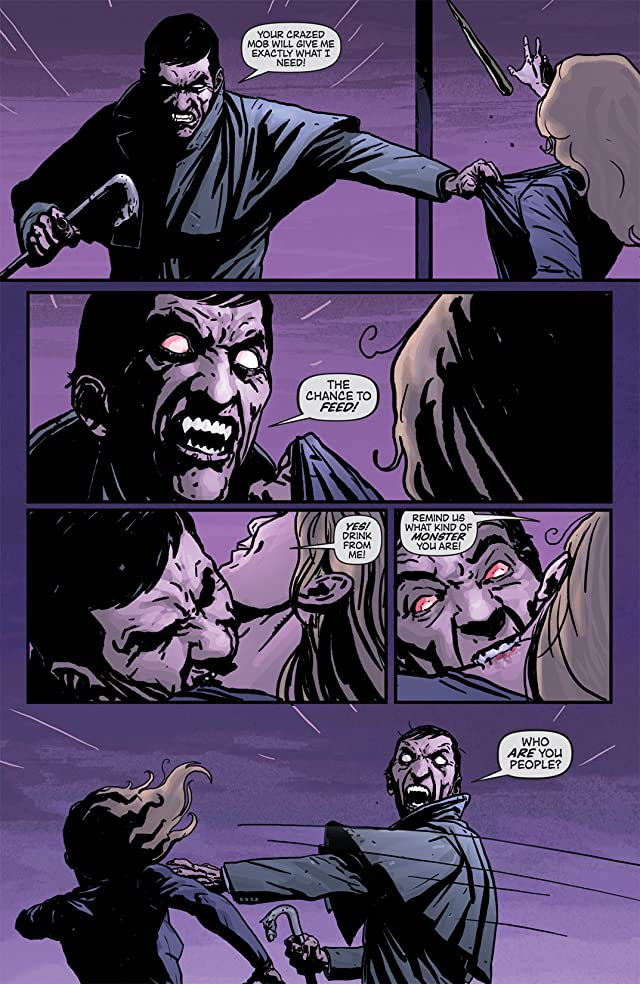 click for super-sized previews of Dark Shadows (Ongoing) #5