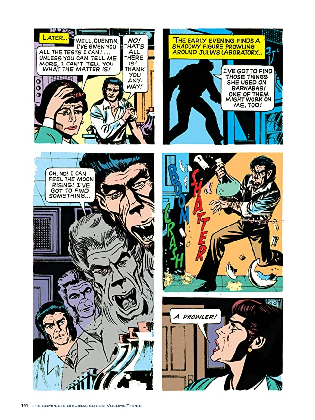 click for super-sized previews of Dark Shadows #20