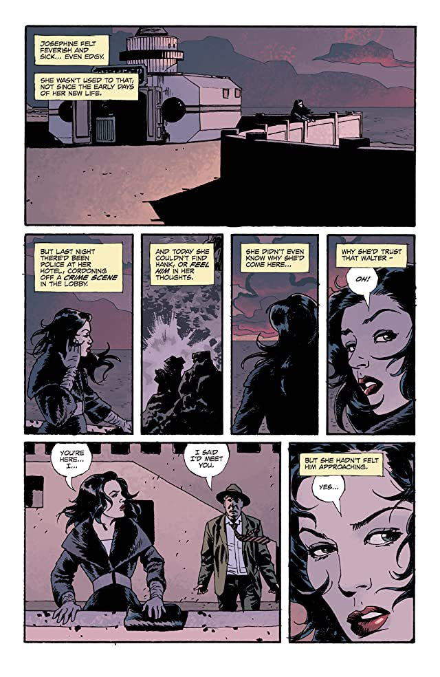 click for super-sized previews of Fatale #5
