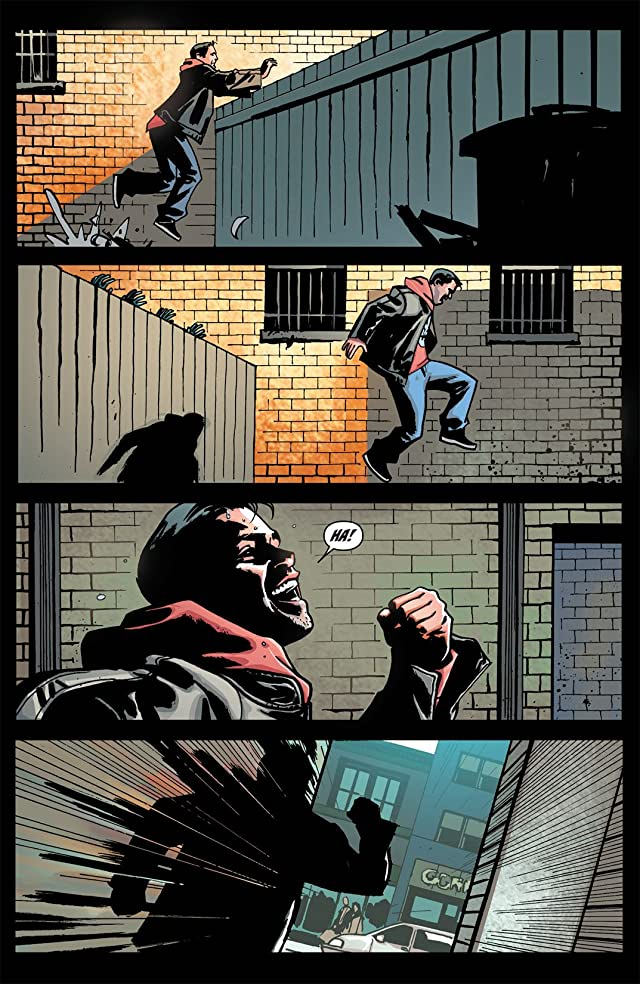 click for super-sized previews of Thief of Thieves #4
