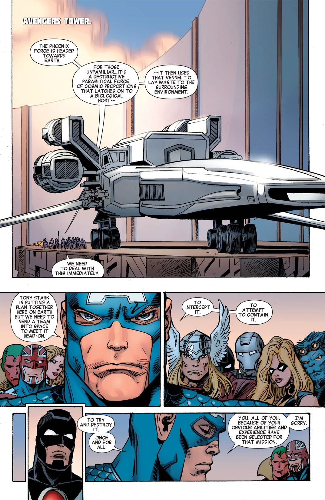 Avengers (2010-2012) #26