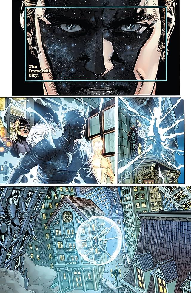 S.H.I.E.L.D. Vol. 2 #3