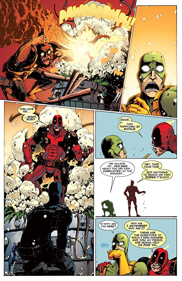 click for super-sized previews of Deadpool (2008-2012) #36