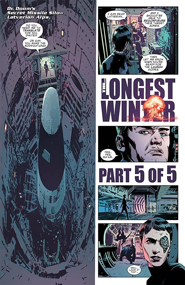click for super-sized previews of Winter Soldier #5
