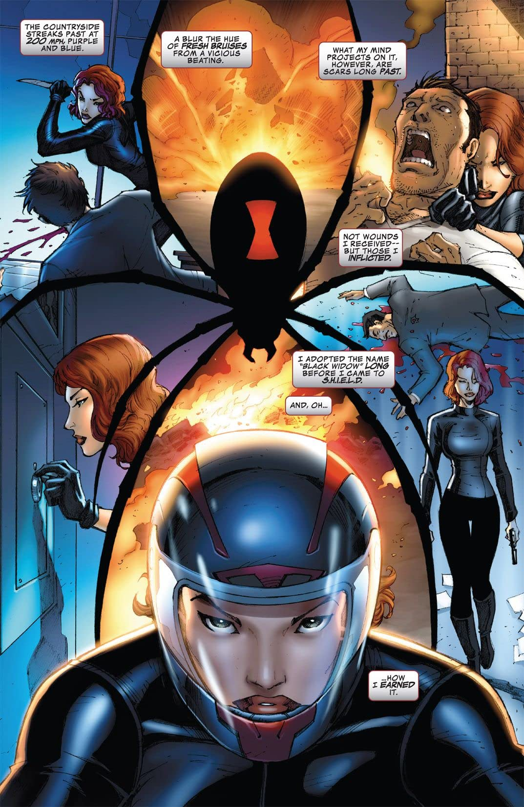Marvel's the Avengers: Black Widow Strikes #2 (of 3)