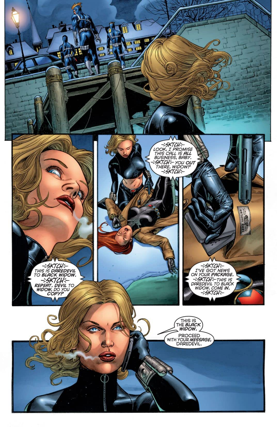 Black Widow (1999) #3