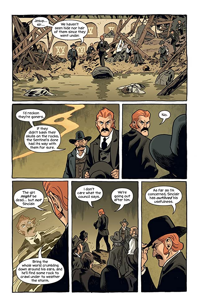 click for super-sized previews of The Sixth Gun #22