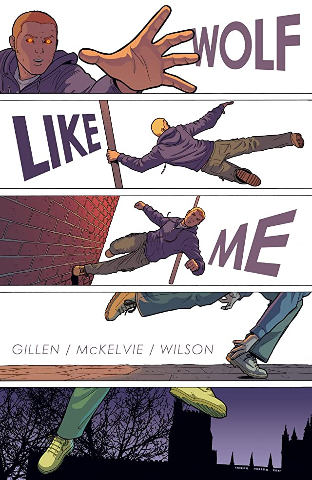 click for super-sized previews of Phonogram Vol. 2: The Singles Club #7 (of 7)