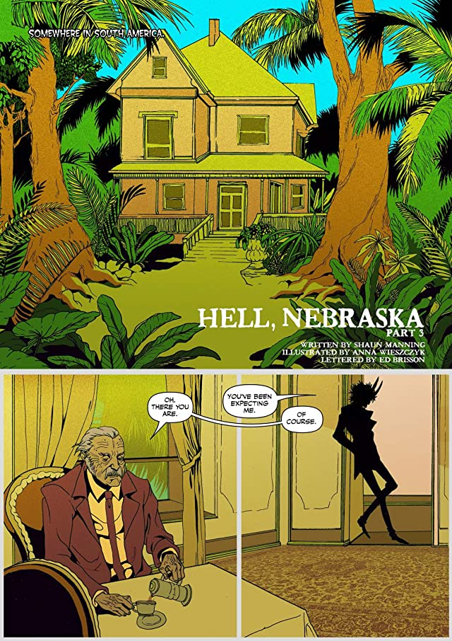 Hell, Nebraska #3