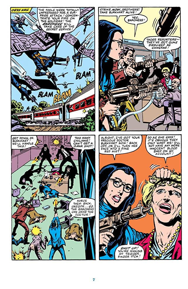 click for super-sized previews of G.I. Joe Yearbook: Collected Edition