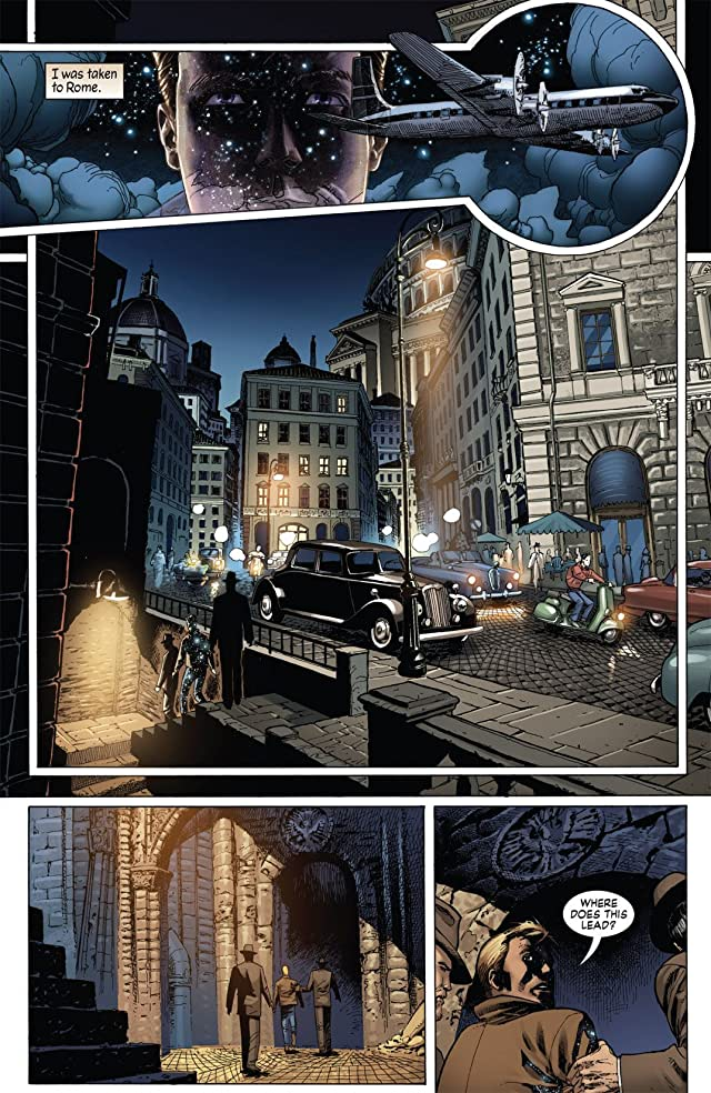 click for super-sized previews of S.H.I.E.L.D. #1