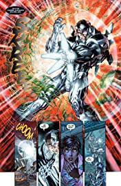 Justice League (2011-2016) #4