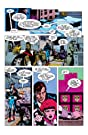 click for super-sized previews of American Flagg! #11