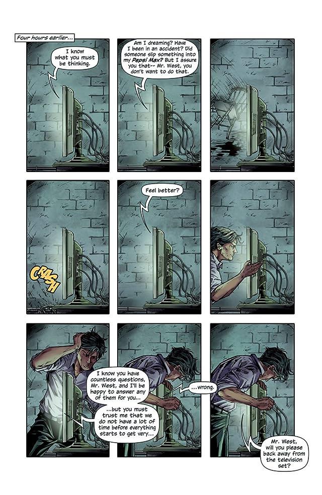Misadventures of Adam West #2