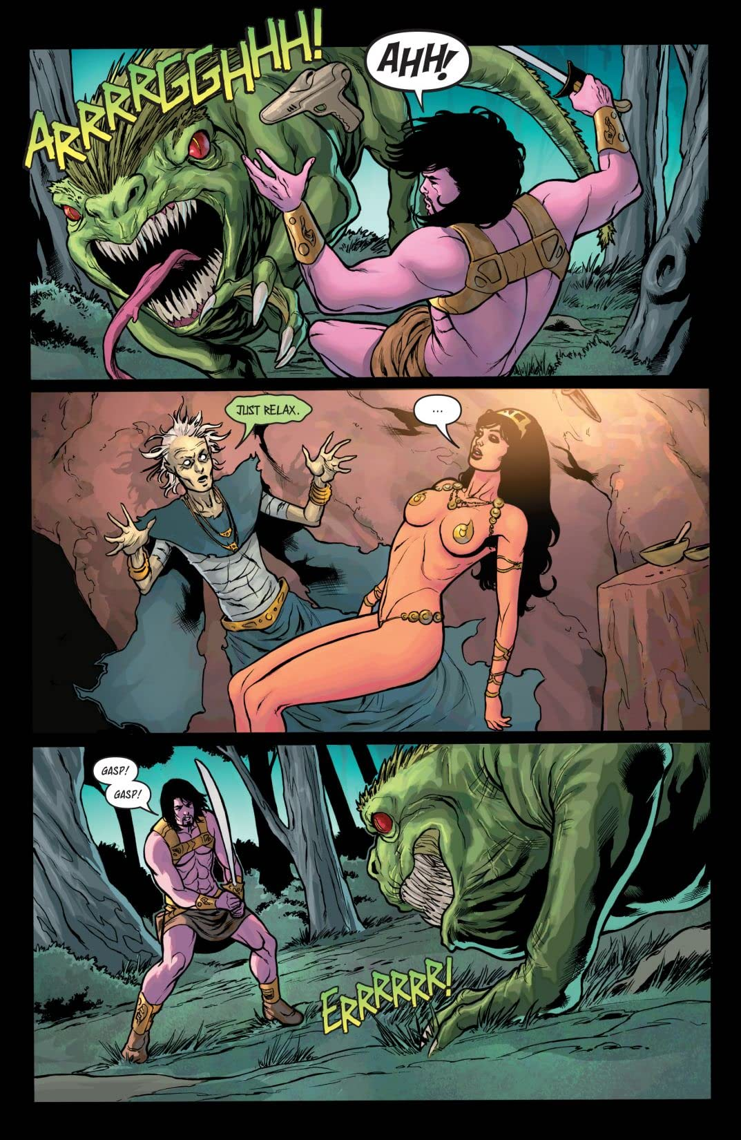 Warlord of Mars: Dejah Thoris #12