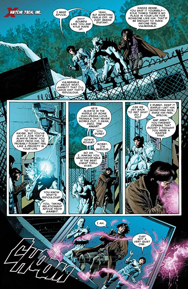 click for super-sized previews of Astonishing X-Men (2004-2013) #50