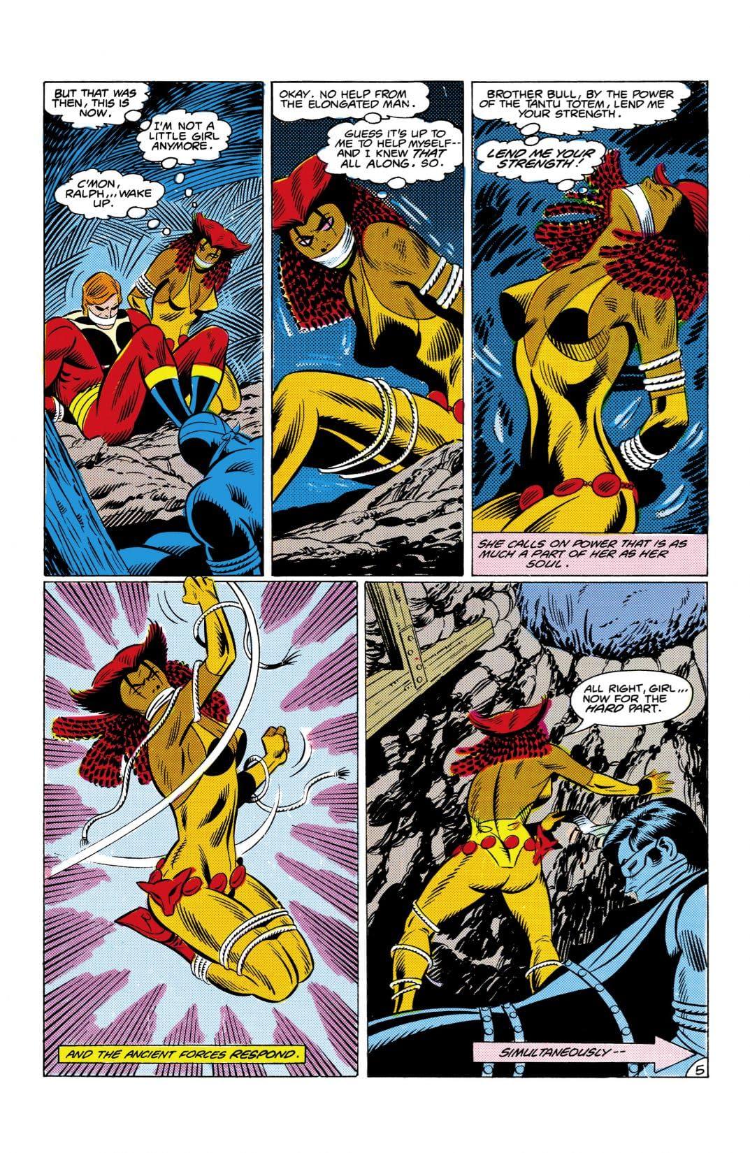 Justice League of America (1960-1987) #243