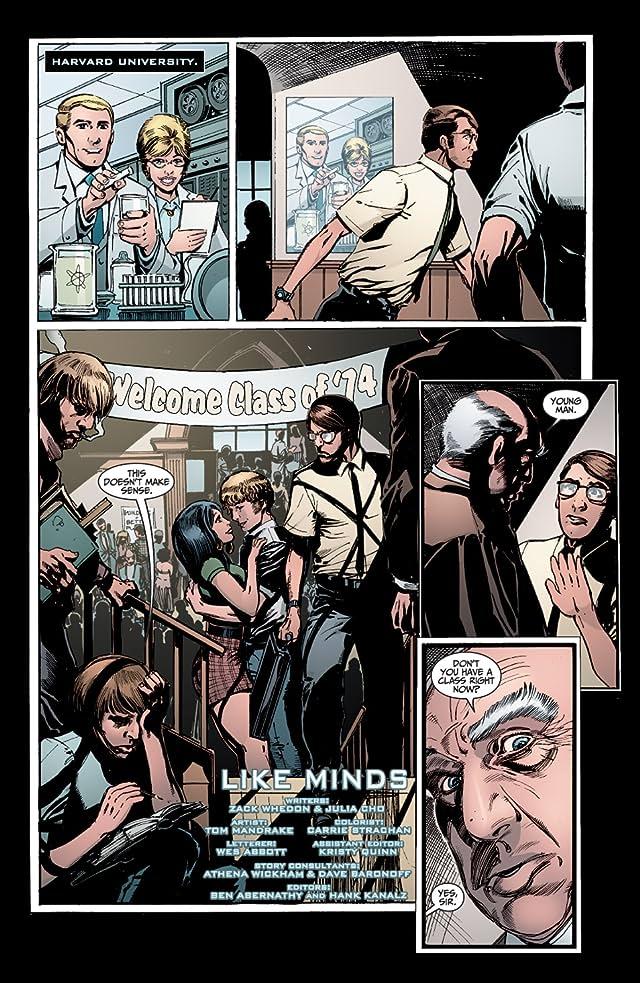 Fringe #1 (of 6)