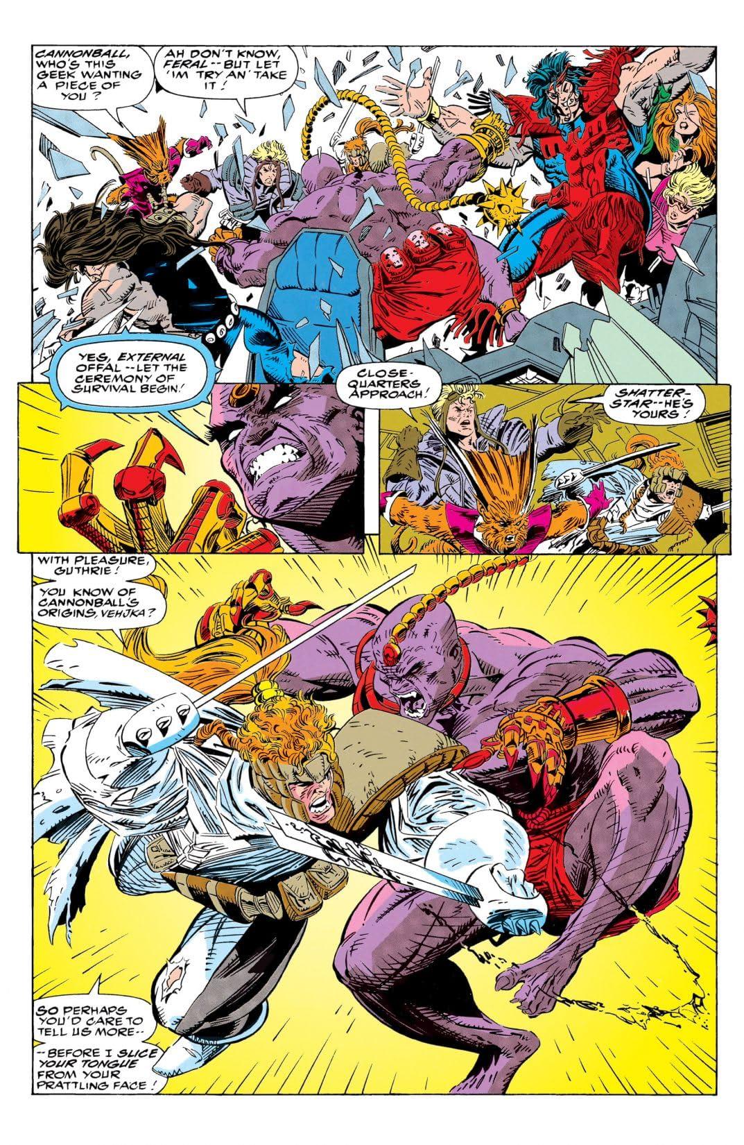 X-Force (1991-2002) #15