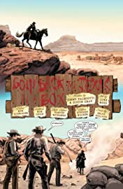 Jonah Hex (2006-2011) #6