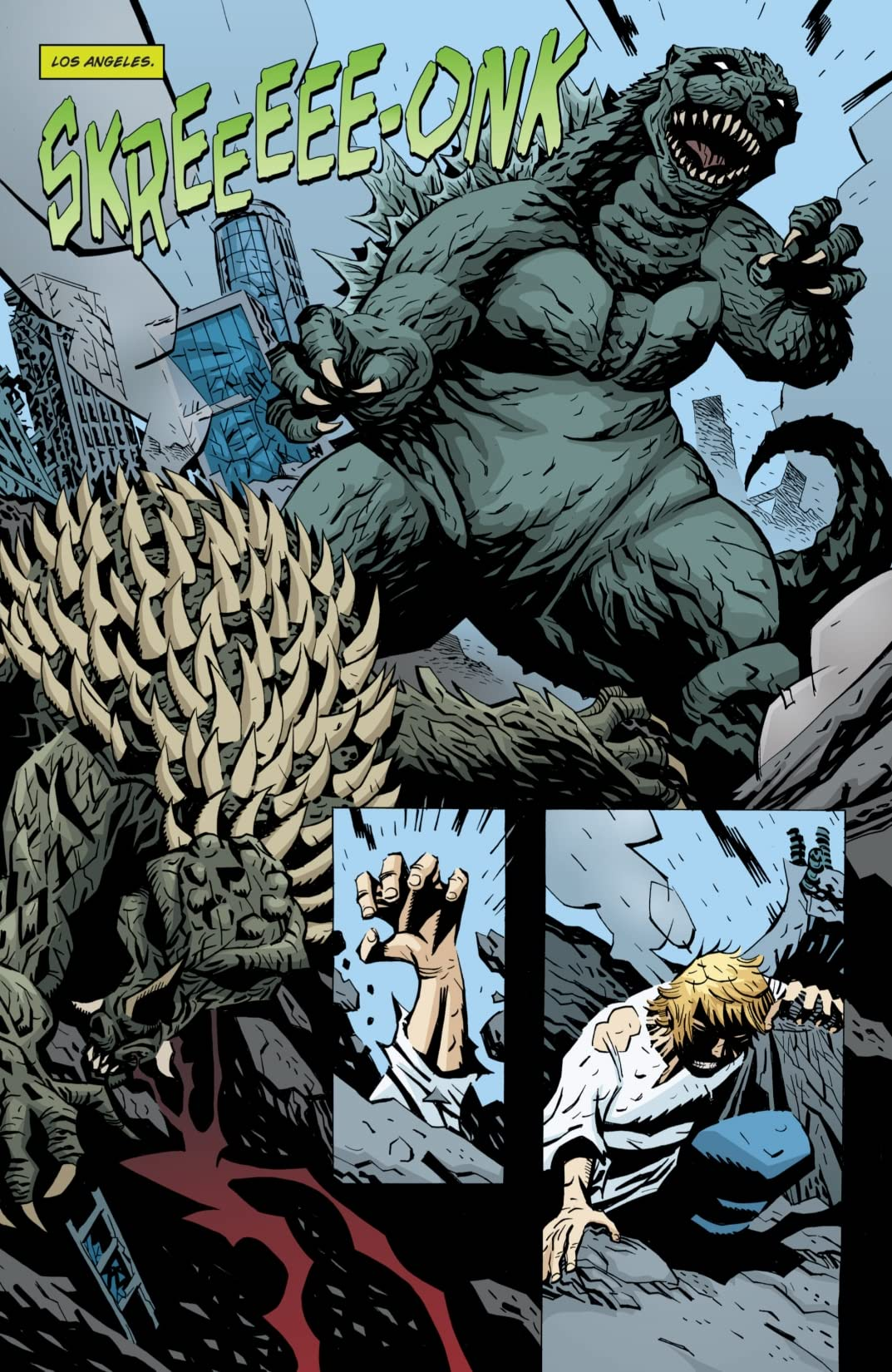 Godzilla: Kingdom of Monsters #5