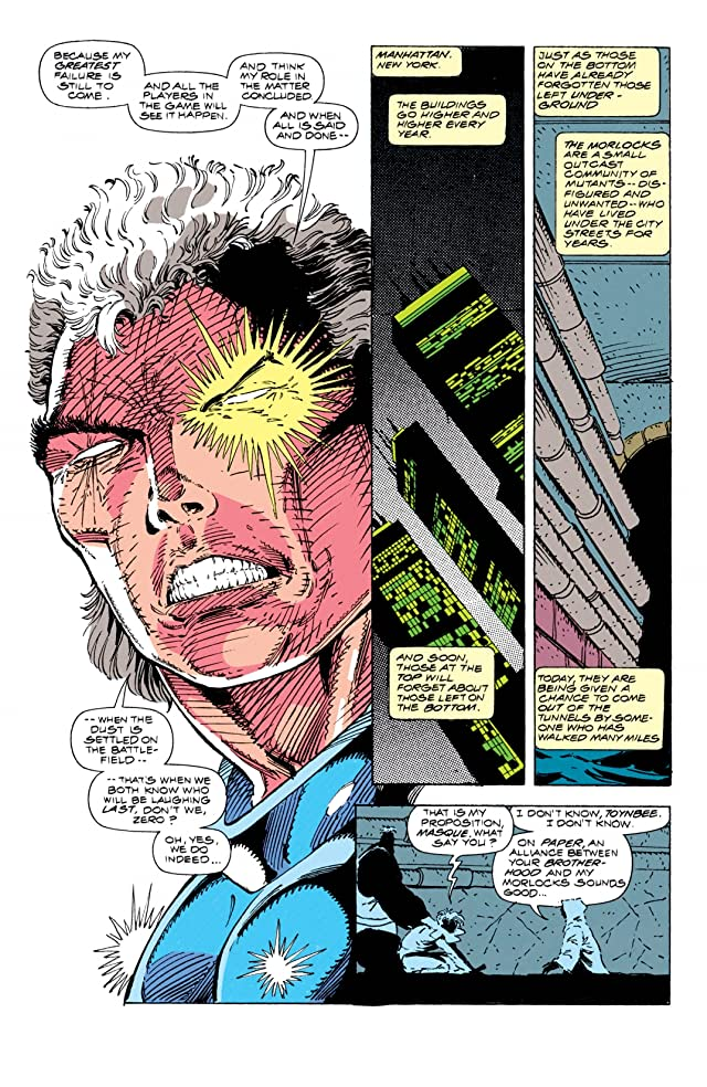 click for super-sized previews of X-Force (1991-2004) #6