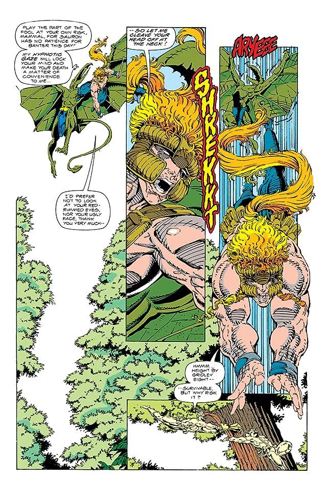 X-Force (1991-2004) #7