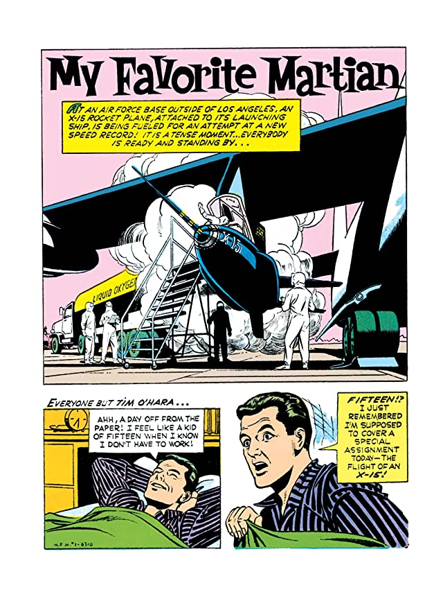 click for super-sized previews of My Favorite Martian: The Complete Series Vol. 1