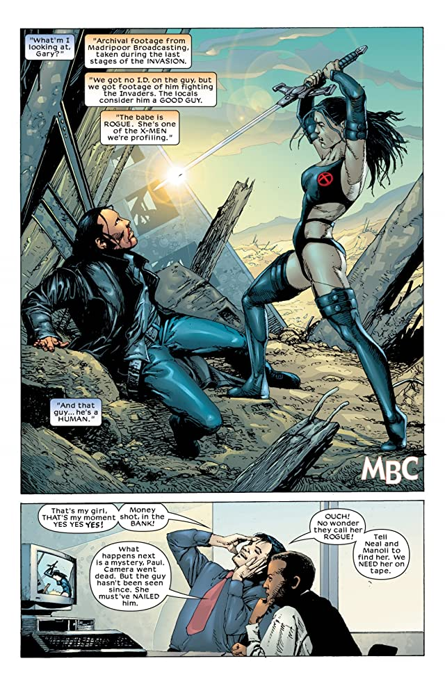 click for super-sized previews of X-Treme X-Men: X-Pose #2