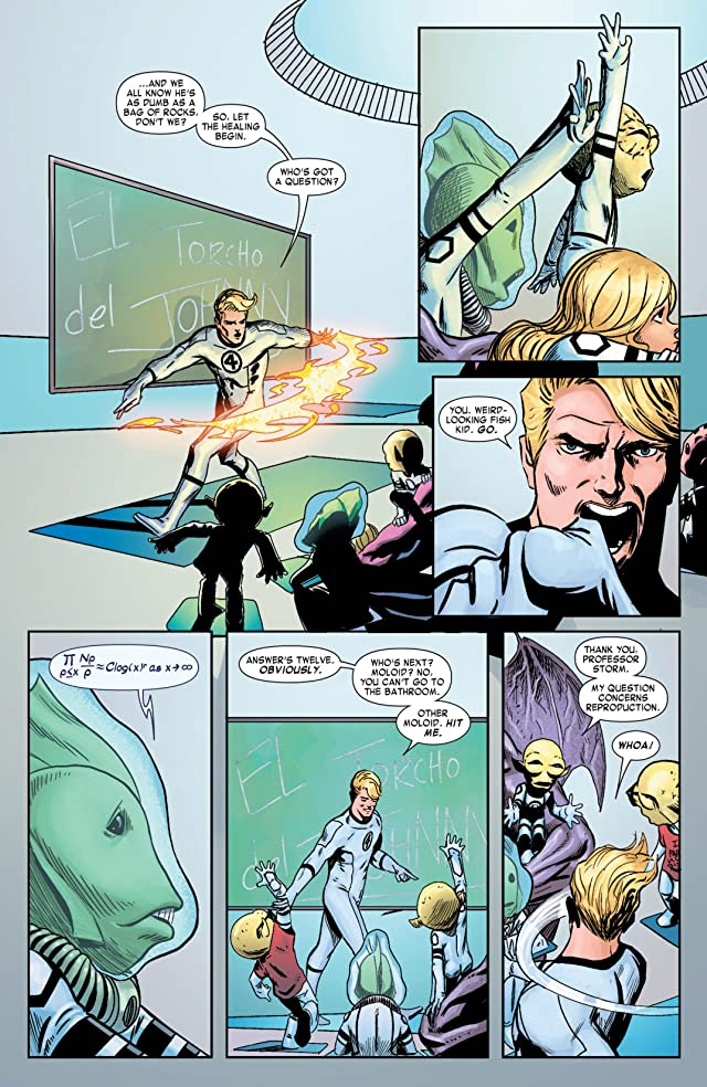 click for super-sized previews of FF (2010-2012) #18