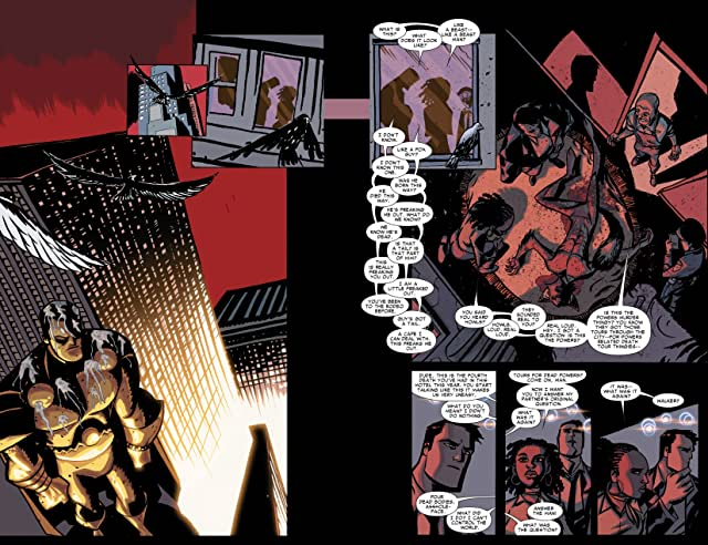 click for super-sized previews of Powers (2009-2012) #6