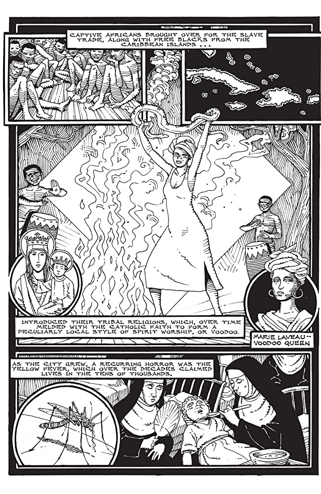 click for super-sized previews of A Treasury of 20th Century Murder Vol. 3: The Terrible Axe Man of New Orleans Preview