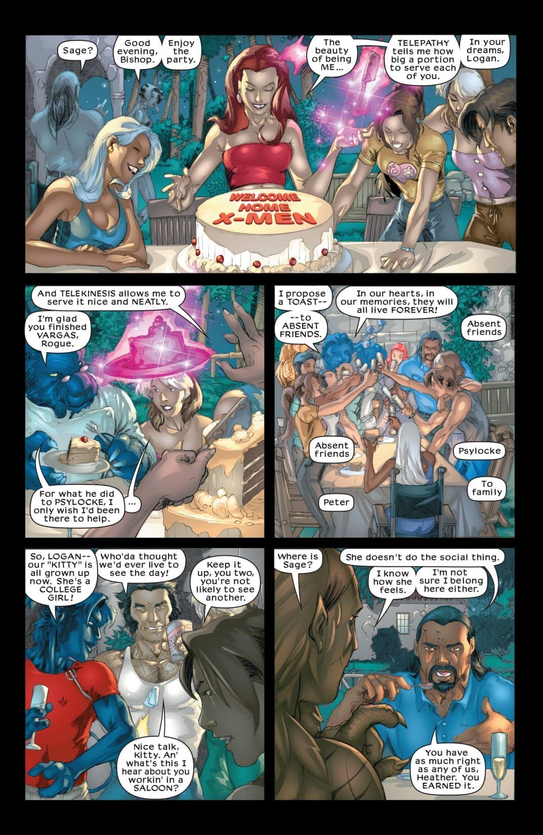 X-Treme X-Men (2001-2003) #19