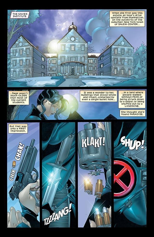 X-Treme X-Men (2001-2003) #22