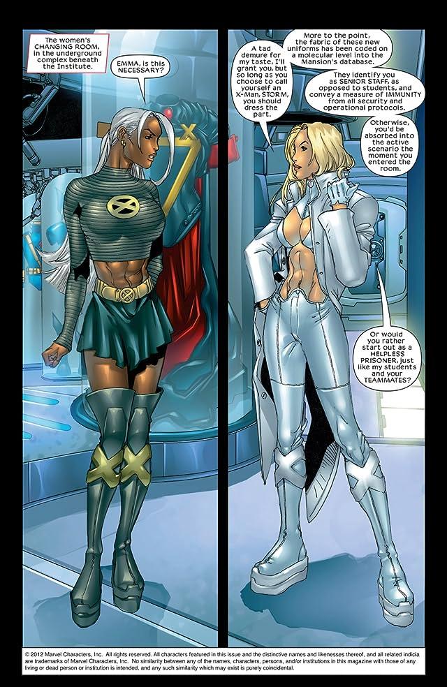 X-Treme X-Men (2001-2003) #23